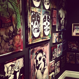 Get Up Gallery Show
